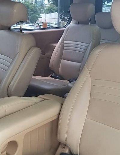 toyota vellfire chauffeur KL service